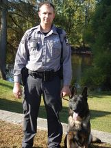 Canine Unit Deputy Fuller and Thor